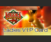 Cafe Iguana Cantina Ladies VIP Pass - tagged with no