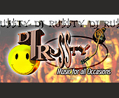 DJ Russty Music for All Occasions - tagged with happy face