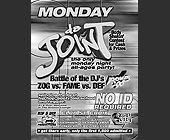 Da Joint All Ages Party and Body Shakin' Contest at Club St. Croix - created May 1998