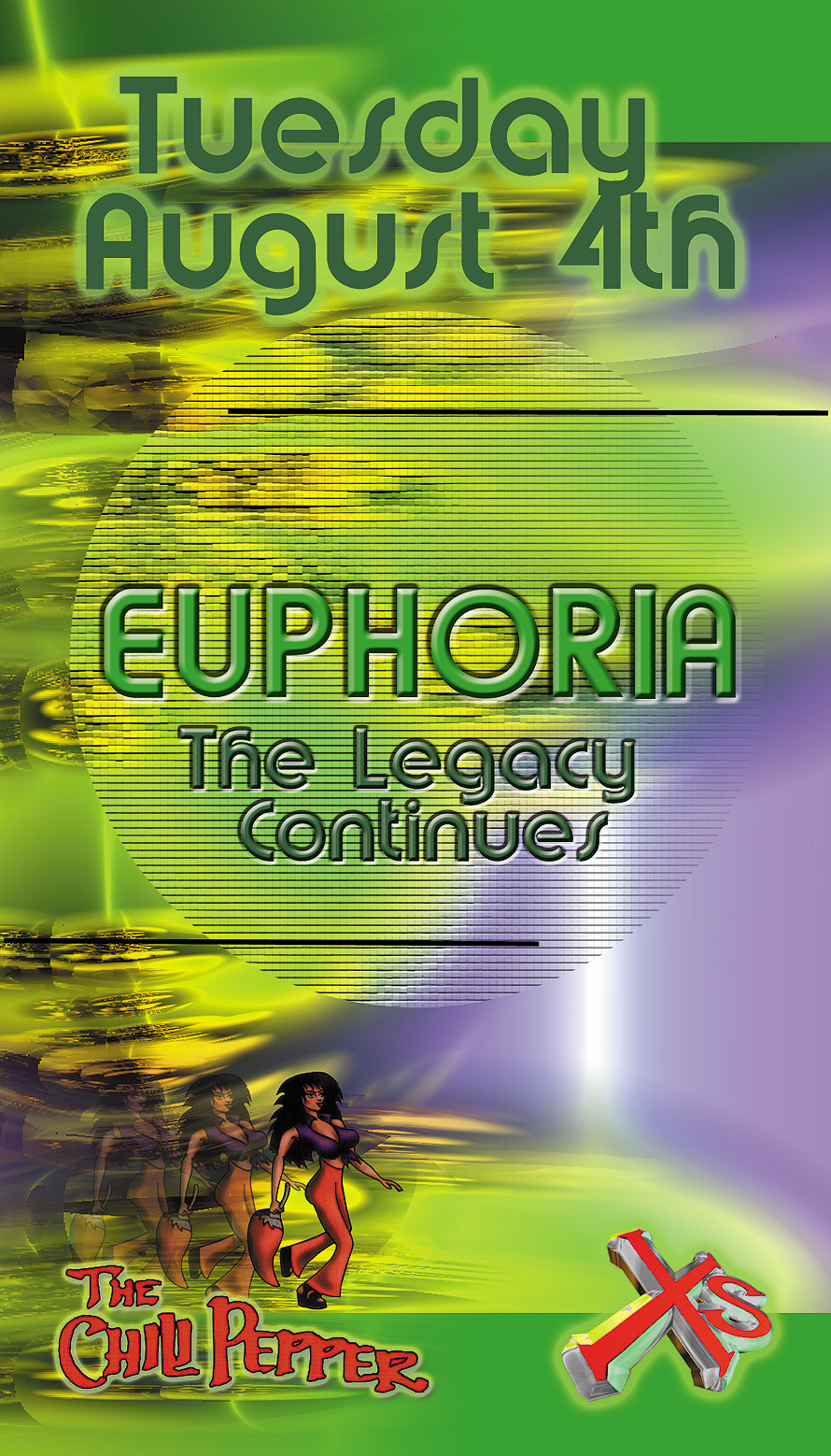 Euphoria The Legacy Continues