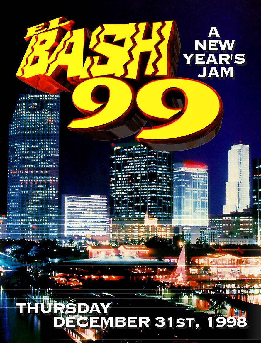 El Bash New Years Jam at Wyndham Hotel