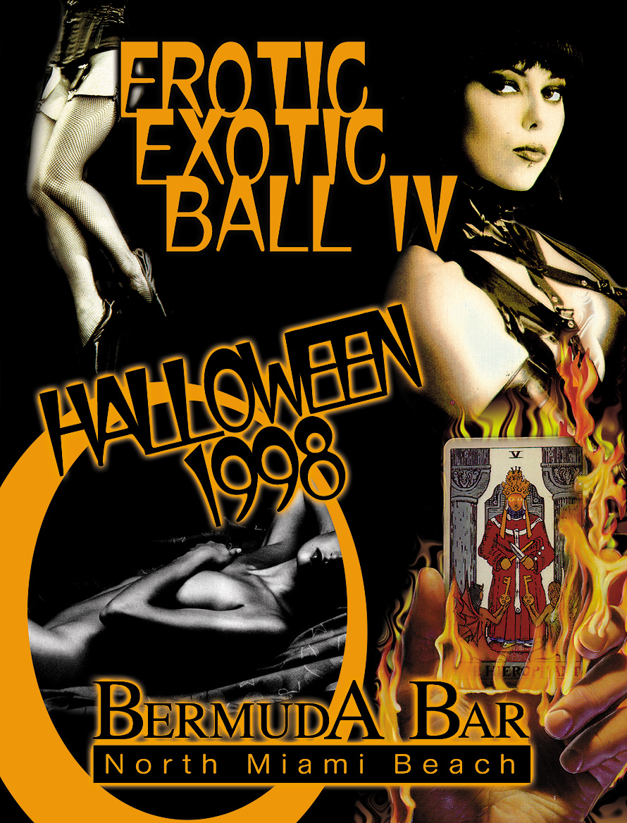 Erotic Exotic Ball IV at Bermuda Bar