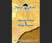 Mad Jacks Special Event & Party Planner - 1375x2125 graphic design