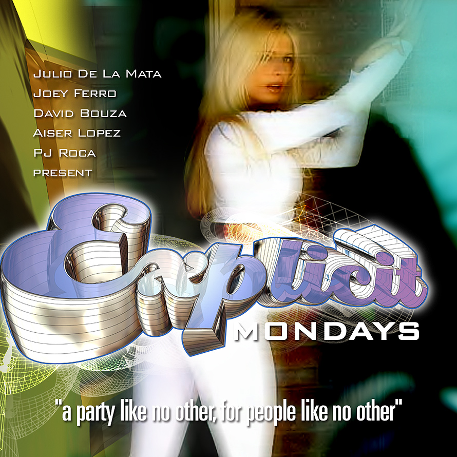 Explicit Mondays at The Chili Pepper