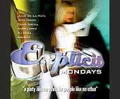 Explicit Mondays at The Chili Pepper - tagged with 30pm