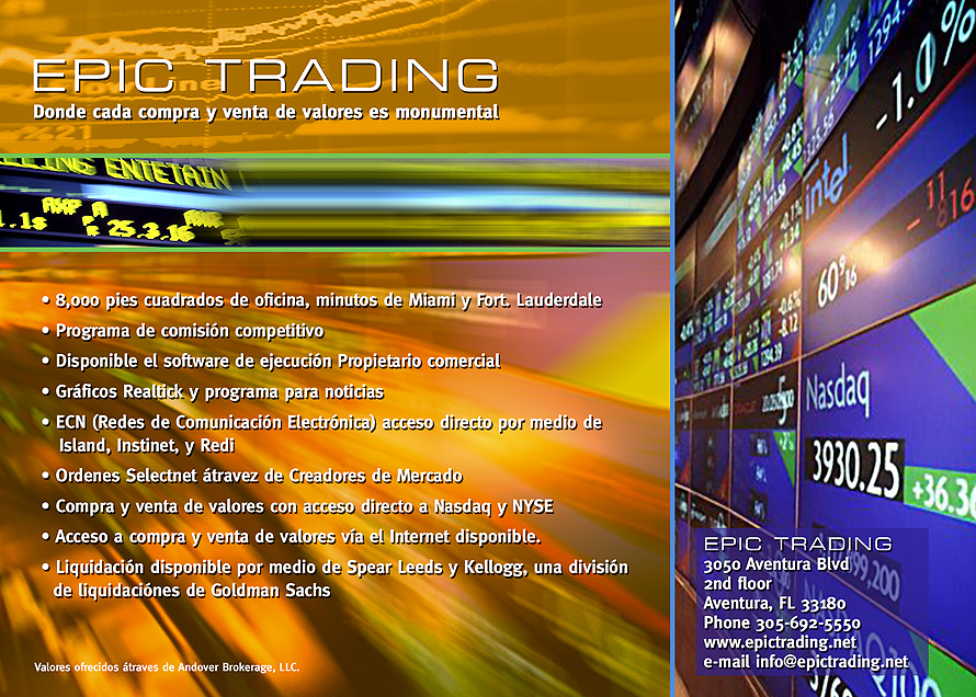 Epic Trading
