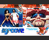 Adrenaline Sundays at The Groove - Orlando Graphic Designs