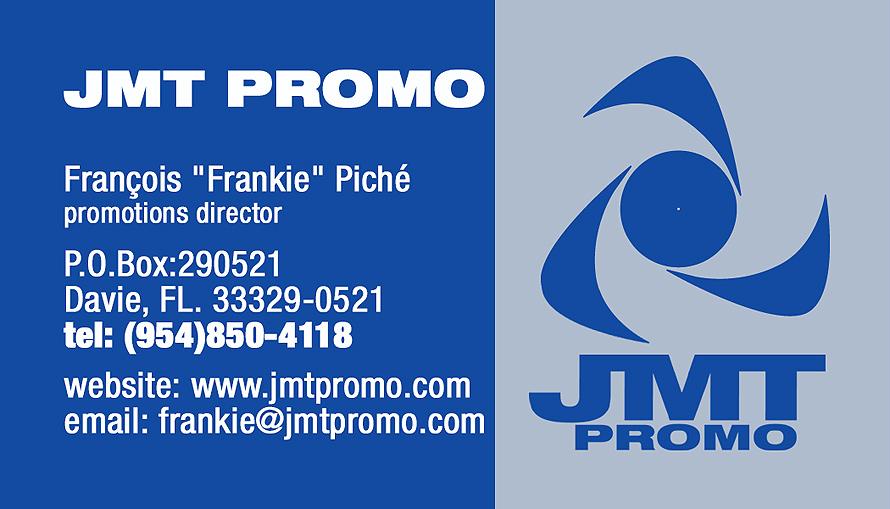 JMT Promo Business Card