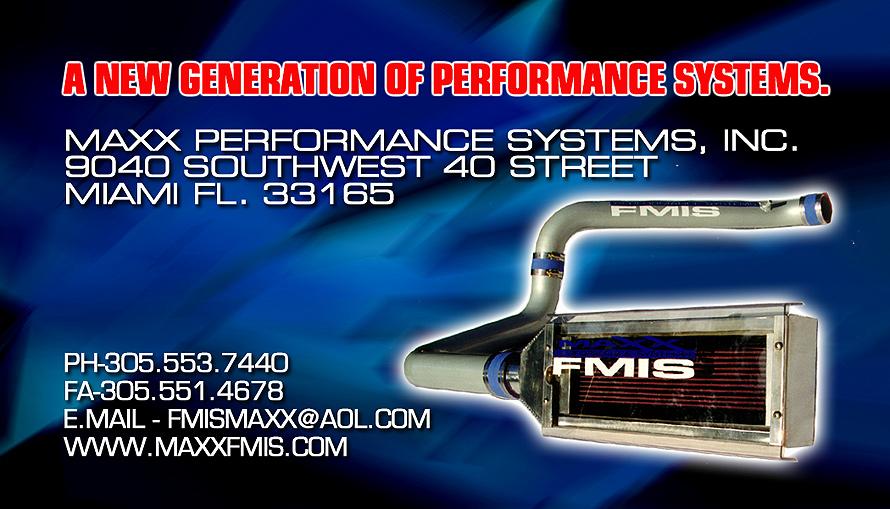 Maxx Performance Systems